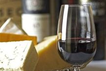 Cheddar & Wine / Wine gets better with age, and so does our Black Creek® aged Cheddar cheese. Pair our cheeses with one of your favorite wines or choose from these selected wines to create a smooth, full-flavored balance.