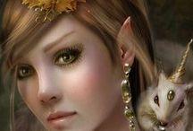 fairies n etc. / by Debbie Lam