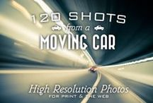 Shots from a Moving Car / Shot from a Moving Car is a collection of 120 High Resolution Photos shot mostly at night and in tunnels.  All photos are artistically color corrected for better dramatic effect.  Get the whole set for just $ 14 at http://freshdesignelements.com/shop/120-hr-shots-from-a-moving-car/