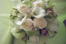 Wedding Flowers / Make your wedding special with unique designs from Locker's Flowers! www.lockersflowers.com