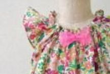 lepolepo handmade baby clothes with liberty fabric