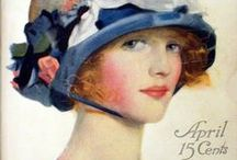 Easter Bonnets / by MaryMaryQuiteContrary
