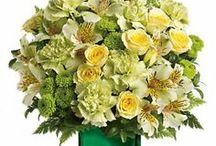 St. Patrick's Day Flowers and Decorations / Put your green on and celebrate our favorite Irish holiday!