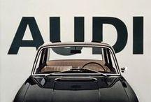 Auto Union *Audi* NSU* Horch*DKW / by James Ternes