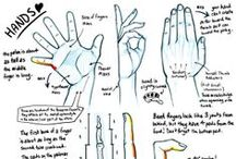 How To Draw Hands / Learn how to draw realistic hands.