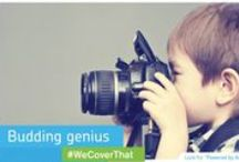 #WeCoverThat / We don't just cover the products you rely on every day. We cover life's most important moments. #WeCoverThat