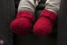 Knitting patterns & tips