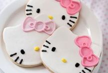 Hello Kitty Cakes / This board is for Hello Kitty Cakes and Hello Kitty party ideas. Hello Kitty is so much fun, why not turn her into cake?
