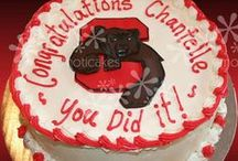 Cornell Cakes / Some cakes for Cornell students and grads.