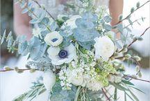 Bouquet de Mariée d'Hiver - Winter Bride Bouquet