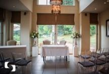 | Civil Ceremonies at Maison Talbooth / Two very different options depending on your wedding style!