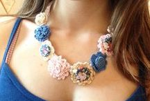 Necklaces and brooches / .