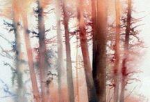 forest world /  wald und landschaft.