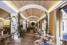 L'Amalfitana by B+P. Italian Restaurant / Branding, Interior Design, Architecture by Barea+Partners