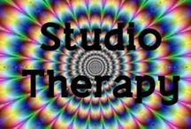 STUDIO THERAPY / Decoração de interiores e arte em MDF