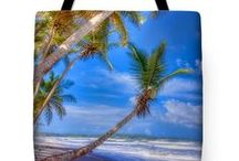 """Photos on Tote Bags / My photos, photography, are also printed on Tote Bags. They are made from soft, durable, poly-poplin fabric and include a 1"""" black strap for easy carrying on your shoulder.   All seams are double-stitched for added durability.   Each tote bag is machine-washable in cold water and is printed on both sides using the same image, shown above. LINK: http://fineartamerica.com/art/all/all/tote+bags/all/nadia+sanowar?page=1 http://fineartamerica.com/art/all/all/tote+bags/all/nadia+sanowar?page=1"""