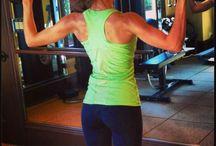back & shoulders