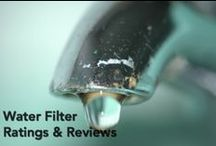 Healthy Water - The Best Water Filters / Learn about the best water filters and find where to get the lowest prices. We've reviewed hundreds of filters to find the best. Under counter, reverse osmosis, above counter, faucet, pitchers, shower and water bottle filters.