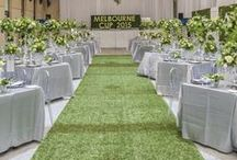 Melbourne Cup 2015 / An exclusive Melbourne Cup Event in 2015  Flowers by Always Fabulous Flowers