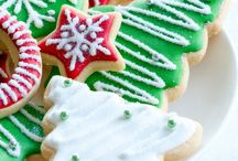 Christmas / All Christmas themed food and drinks