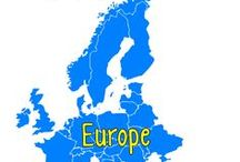 European Geography/History / Homeschool ideas for studying the history and geography of Europe