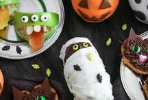 Halloween / Food inspired by this spooky day
