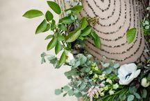 Bouquet de Mariée Vert - Green Bride Bouquet