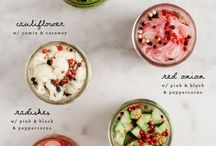 Pickled Foods / All types of pickled food