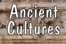 ancient history / Ideas and Resources for teaching Ancient History to Homeschoolers