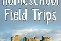 homeschool field trips / The world is our classroom!
