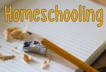 Homeschooling / Lots of Ideas for Homeschoolers and printables!