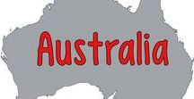 Australia Geography/History / Ideas and Resources for teaching the history and geography of Australia to homeschoolers