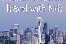 Pacific Northwest Travel (USA) / There's SO much to do in the Pacific Northwest and it's a great place for kids!  Whether you've lived here your whole life or are just visiting, there's lots to see!  Plan your trip today!