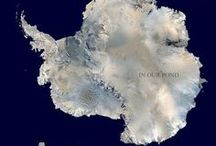 Antarctica Geography/History / Ideas, printables, and resources for studying the history and geography of Antarctica.  Find more on my blog- www.inourpond.com