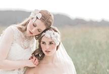 bridal editorial / by fennel&fox photography