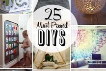 25+ DIY Ea. Pin / 25+ DIY PROJECTS, CRAFTS, RECIPES EACH PIN DIY