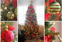 ( CHRISTMAS TREES ) / DIY Christmas Tree decorating tips & ideas. DIY ornaments that will surely fill your tree with sparkles, snowmen, and holiday cheer ~ DIY Christmas Tree ~ If You Want To Join A Board, Please Mention In The (ADD A COMMENT) Section of Any (Add Me!) Pins On The First Board Which Board(s) You Want To Join (Up-To 25 Boards) And I Will Do The Rest. Invite your friends to Pin along. Please Pin What Is Appropriate For That Board. No Spam, No $ Signs.