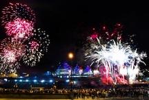 New Year in NewcastleGateshead