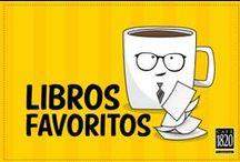Libros favoritos / Esos libros que hay que leer con una buena taza de café / by Café 1820