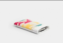 iPhone Sleeves / Handmade sleeves of limited edition made out of high quality fabrics. We look after every detail, starting with the selection of the best materials and ending with the handcraft traditional production process. These covers will protect your device in a very fashionable and original way.