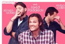 Supernatural / I love the show <3 I love Dean, Sam, Castiel. <3