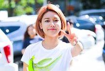 Kpop Girls / AOA. 2NE1. Miss A. SNSD. Mamamoo. 4Minute. Apink. f(x). IU. After School.
