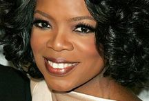 Oprah / Grateful for her. She is a teacher, an entertainer, a humanitarian and inspires me to make my life better.  / by Diane :) Ammie