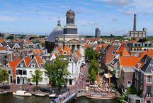 Leiden The Beautiful City / Kiekjes van Leiden