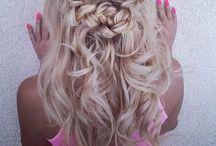 Hair Styles / Cute hair styles I wish I could recreate.