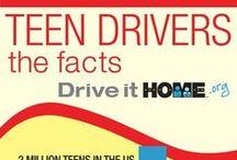 Teen Driving / Teen and driving. Social Media distractions.