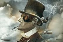 Steampunk: Libros / Books / by Maria Lacalle
