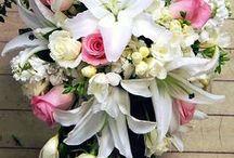 lily bouquet / Свадебные букеты