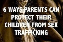 What You Can Do / Learning about trafficking can be overwhelming. Here are some things individuals and families can do to help.