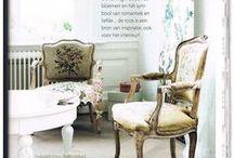 Oud is Nieuw in woonmagazines / Oud is Nieuw heeft een unieke werkwijze met heel bijzondere meubels. Stylistes is dat ook opgevallen. Diverse keren hebben wij in woonmagazines gestaan met onze unieke producten.